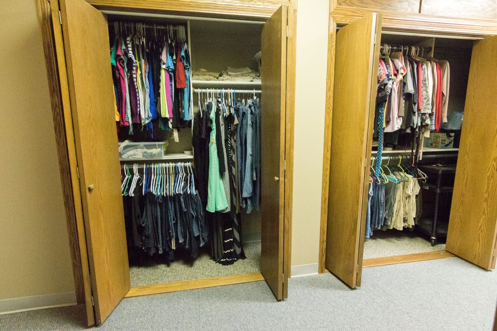 Maternity Clothes Closet