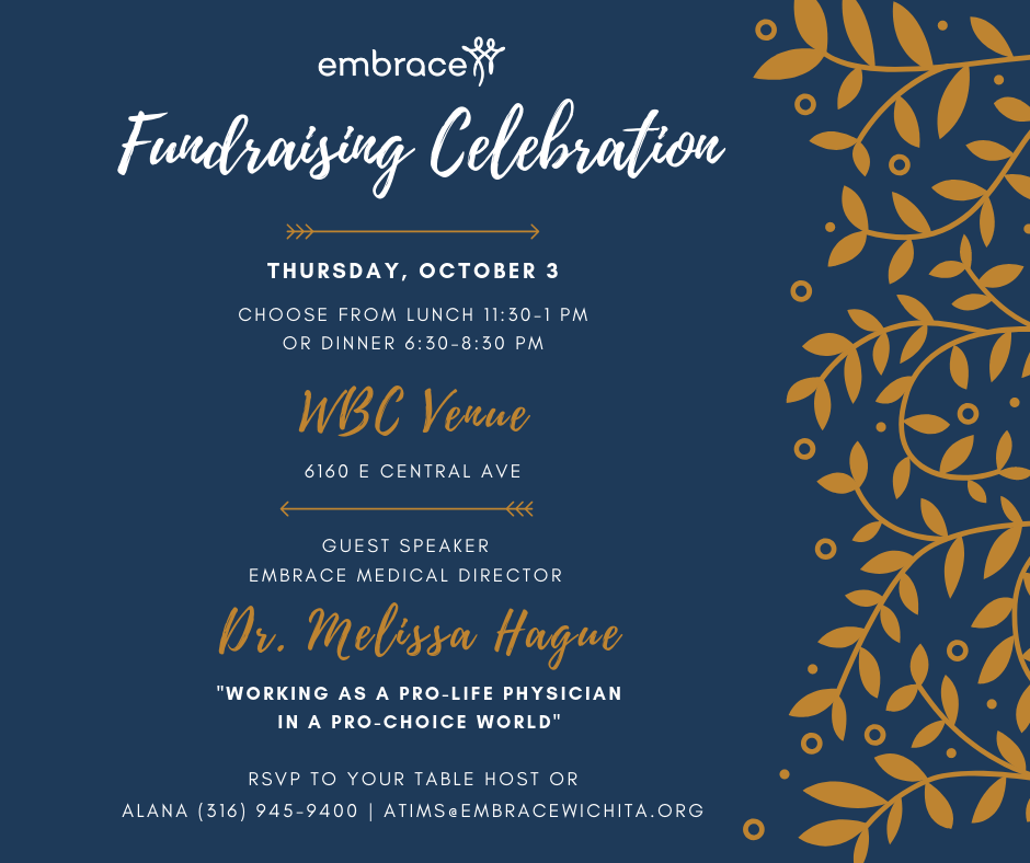 Fundraising Celebration