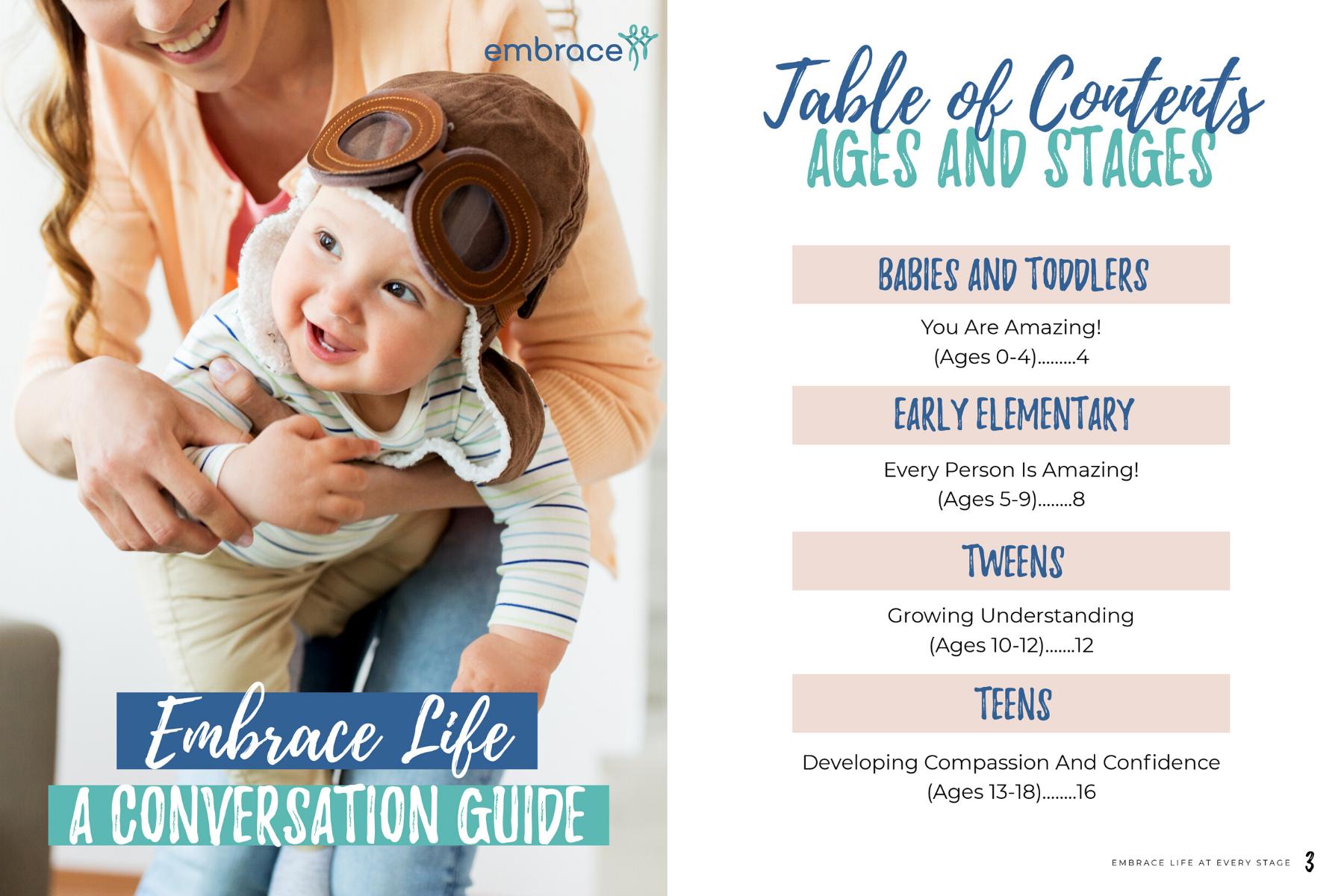 Embrace Life Conversation Guide